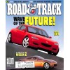 Cover Print of Road and Track, March 2001