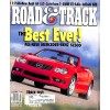 Cover Print of Road and Track, March 2002