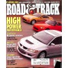 Cover Print of Road and Track, March 2003