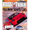 Cover Print of Road and Track, March 2004
