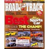 Cover Print of Road and Track, March 2005