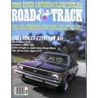 Road and Track, May 1979