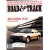 Road and Track, May 1983