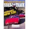 Cover Print of Road and Track, May 1986
