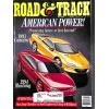 Road and Track, May 1992