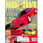Cover Print of Road & Track Magazine, May 1999