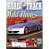 Cover Print of Road and Track, May 2000