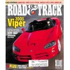 Cover Print of Road and Track, May 2001