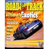 Cover Print of Road and Track, May 2003