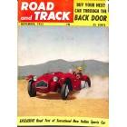 Road and Track, November 1953