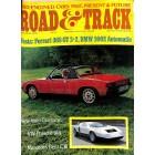 Road and Track, November 1969