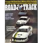 Road and Track, November 1980