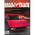Road and Track, November 1981