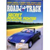 Cover Print of Road and Track, November 1986