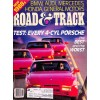 Cover Print of Road and Track, November 1987