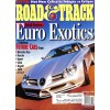 Cover Print of Road and Track, November 1999