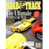 Cover Print of Road and Track, November 2000