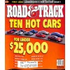 Cover Print of Road and Track, November 2001