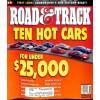 Road and Track, November 2001