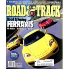 Road and Track, November 2002
