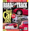 Cover Print of Road and Track, November 2004