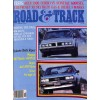 Road and Track, October 1982