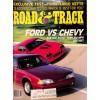 Road & Track Magazine, October 1986