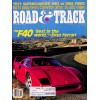 Road and Track, October 1987