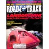 Cover Print of Road and Track, October 1988