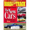 Cover Print of Road and Track, October 1999