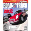 Cover Print of Road and Track, October 2001