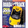 Cover Print of Road & Track Magazine, October 2004
