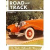 Road and Track, September 1951