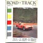Road and Track, September 1956