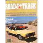 Road and Track, September 1977