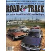 Road and Track, September 1980