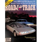Road and Track, September 1981