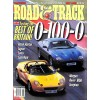 Cover Print of Road and Track, September 1999