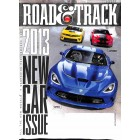 Cover Print of Road and Track, September 2012