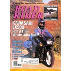 Cover Print of Road Rider, February 1990