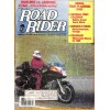 Cover Print of Road Rider, May 1988