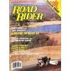 Cover Print of Road Rider, November 1987