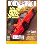 Road and Track, April 1991