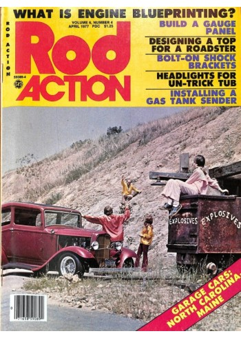 Rod Action, April 1977