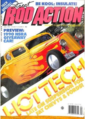 Rod Action, April 1990