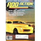 Rod Action, August 1986