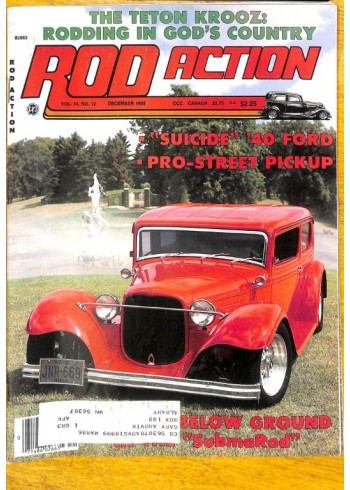 Rod Action, December 1985
