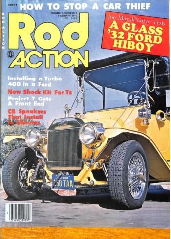 Rod Action, February 1978