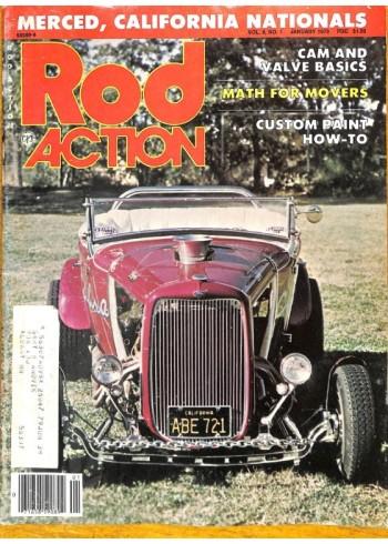 Rod Action, January 1979