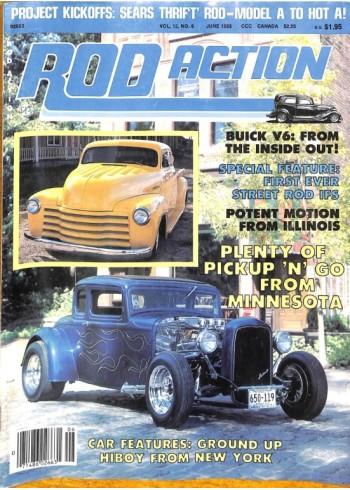 Rod Action, June 1983